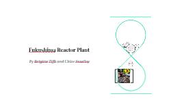 Fukishima Reactor Plant