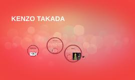 Copy of KENZO TAKADA