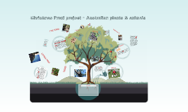 Christmas Prezi project - Australian plants & animals