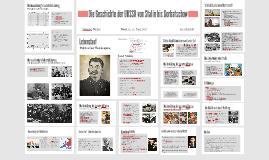 Die Sowjetunion unter Stalin