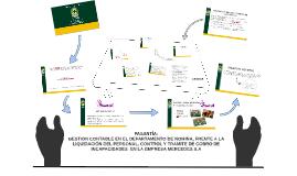 PASANTÍA: GESTION CONTABLE EN EL DEPARTAMENTO DE NOMINA, FRE