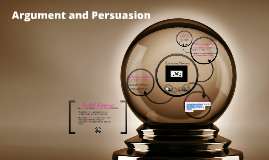 Copy of Argument and Persuasion