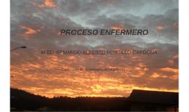 PROCESO ENFERMERO
