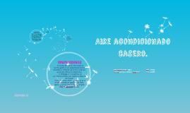 Copy of Aire acondicionado casero.