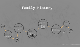 Family History 12 Project