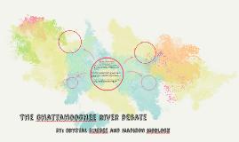 The chattahoochee river debate