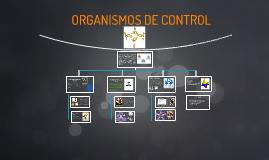 ORGANOS DE CONTROL