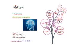Copy of Psicologia - A MEMÓRIA