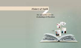 History & Faith