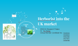 Herborist into the UK market