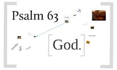 Copy of psalm 63