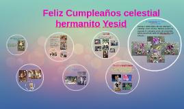 Copy of         Feliz Cumpleaños celestial