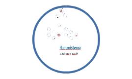 Humanisterna