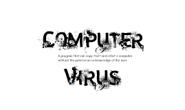 Copy of Computer Virus