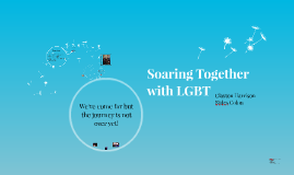 Soaring Together with LGBT