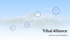 Tribal Alliance