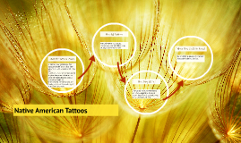 Copy of Native American Tattoos