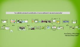 Copy of Acreditación en el sector ambiental y sus nuevos mercados