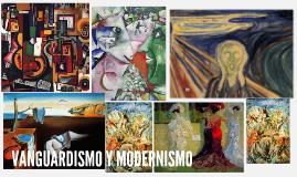 VANGUARDISMO Y MODERNISMO