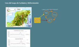 Presentacion mapa carbono y deforestacion - taller Observatorio de la Selva Maya