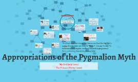 Appropriations of the Pygmalion Myth