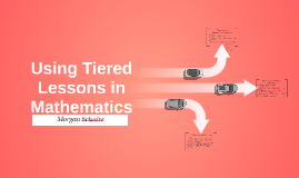 Using Tiered Lessons in Mathematics