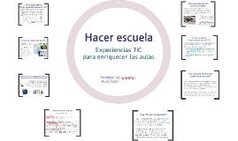 EAT_Hacer_escuela_Experiencias_TIC_Guía