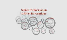 Soirée info GRH et Bur