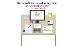 Arbeitsauftrag Pichler,Urschitz,Roßmann