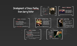 Copy of Development of Draco Malfoy