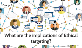 What are the implications of Ethical targeting?