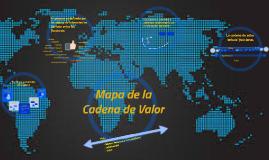 Mapa de la Cadena de Valor