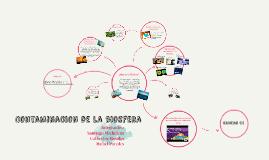 Copy of Contaminacion de la biosfera