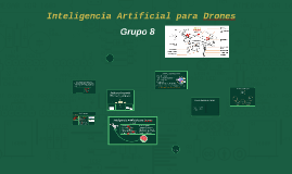 Inteligencia Artificial para Drones