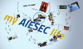 Hello, I'm Lyuda and this is my AIESEC life