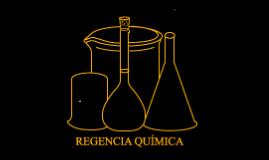 Regencia química: perfil de trabajo
