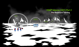 IISAP Interns 2015 Part I