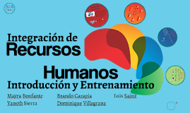 Integración de Recursos Humanos: