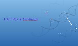 LOS TIPOS DE NOVIASGO.
