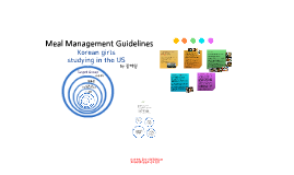 Meal Management Guidelines