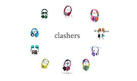 clashers - presentation