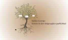 Stefan George: