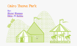 Copy of Copy of Theme Park Leaflet