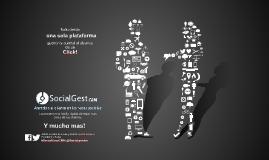 SocialGestCRM - Plataforma