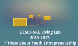 GESCI-AKE Living Lab