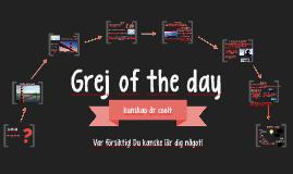 Grej of the day - Golden Gate