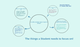 10 skills students have to learn in school