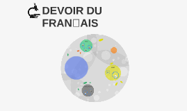 DEVOIR DU FRAN�AIS