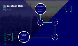 Operational Model