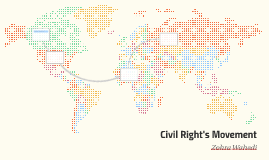 Civil Right's Movement